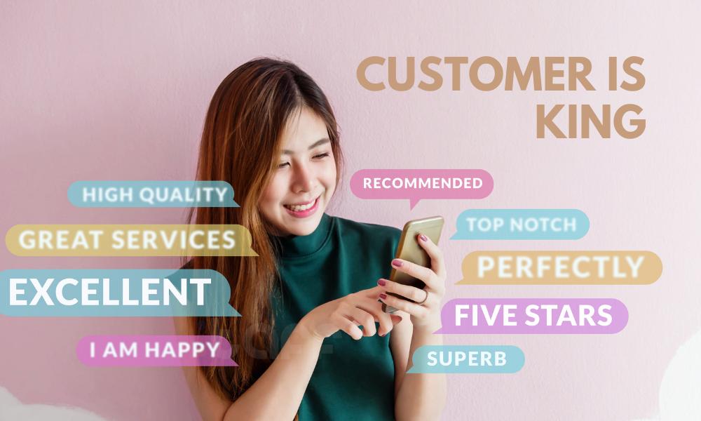 customer experience-taff